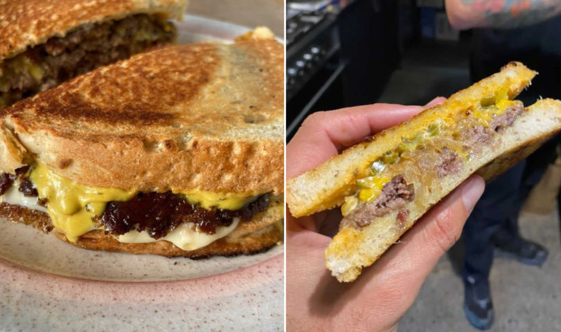 This one-day-only Baby G X Hero Sandwich pop-up is not to be missed