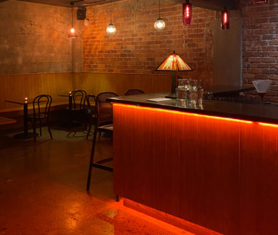 Meet the exciting new subterranean bar and eatery serving delicious Filipino-inspired fare
