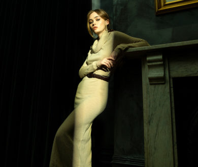 From cosy cashmere knits to luxury leather, Dadelszen's new collection is here to inspire a winter of sumptuous dressing
