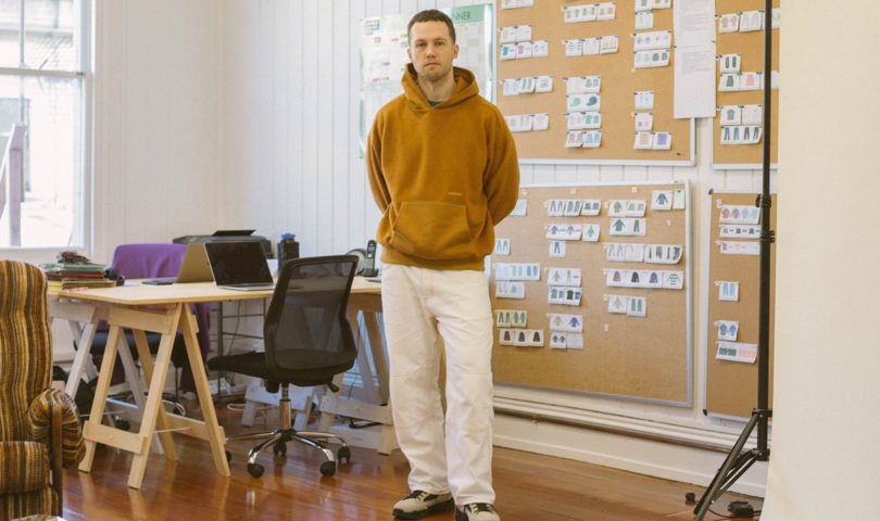 Checks Downtown founder Jordan Gibson on style, secret talents and what he can't live without