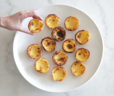 Satisfy your Portuguese tart cravings with this genius new bulk delivery service