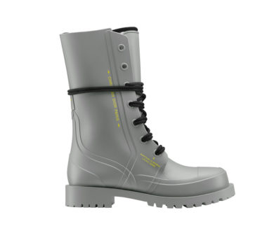 Christian Dior Camp boots