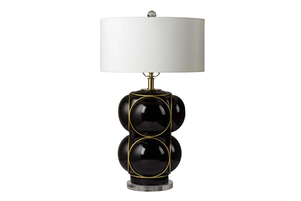 Nellcote Bubble Bubble Lamp.