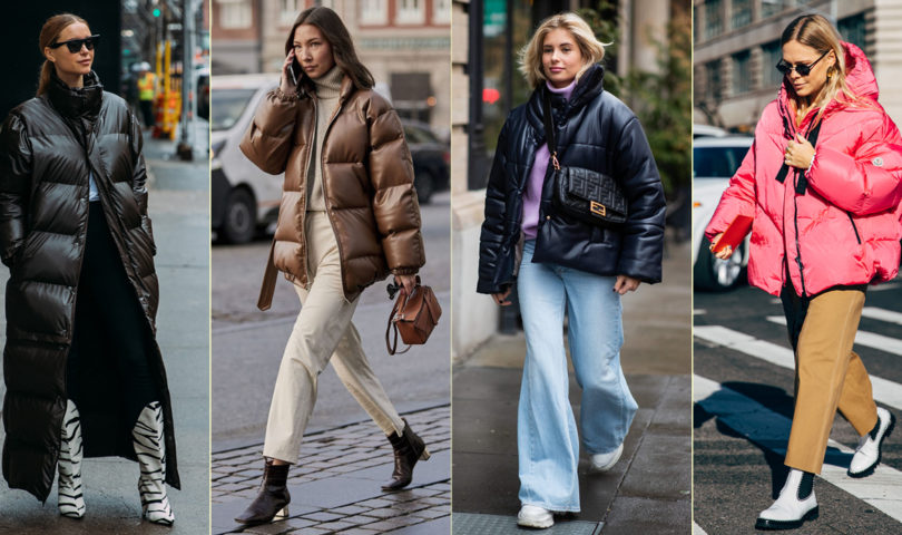A cosy puffer jacket is a winter essential — here are the most stylish versions to buy now