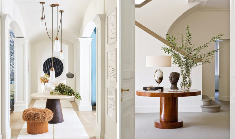 Simple yet impactful, here's how a curated entrance console can make a lasting first impression
