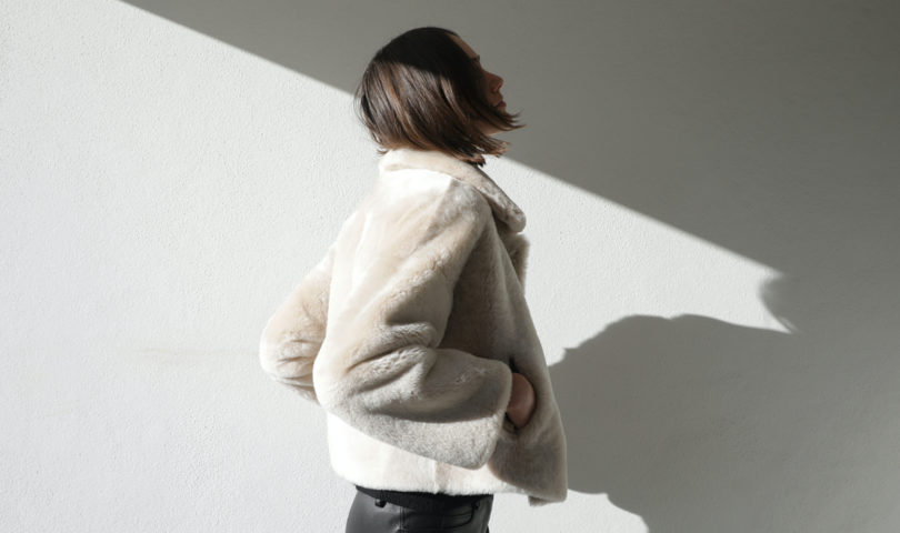 Cut a chic figure off the slopes this winter with Dadelszen's luxurious outerwear in versatile, elegant neutrals