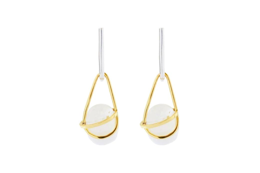 Aje Assemble drop earring