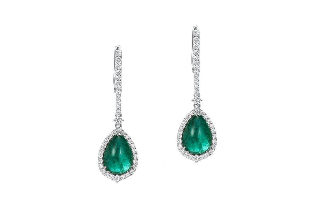 Emerald droplets