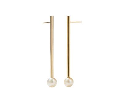 Meadowlark Lunar drop earrings