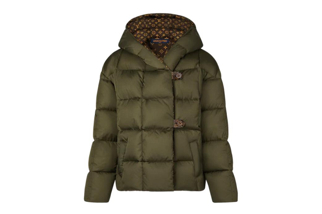 Louis Vuitton Puffer Jacket