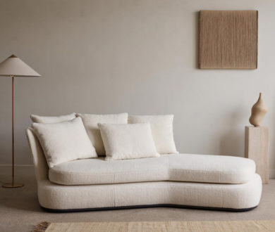 Sumptuous and calming, here's how to combine neutral pieces for a peaceful interior palette