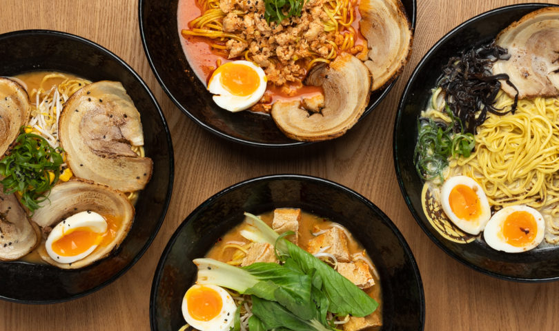 Warm up your week with Azabu Mission Bay's irresistible new ramen lunch special