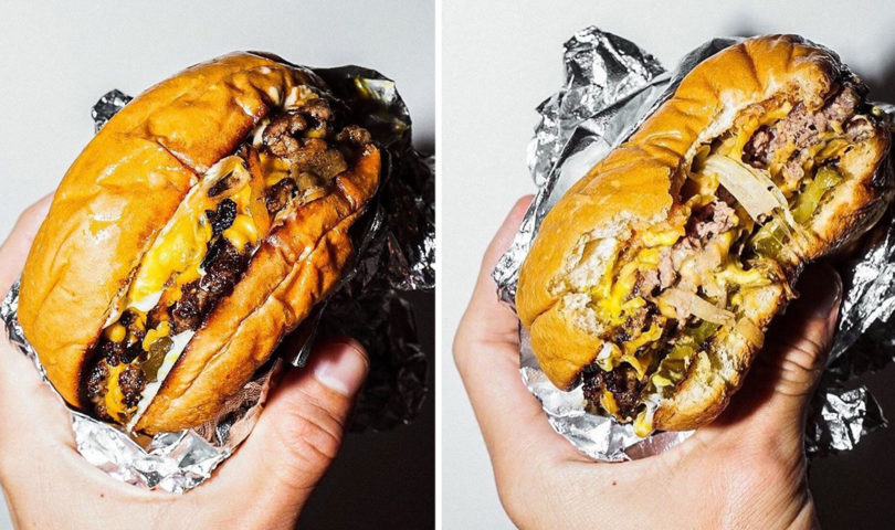 Baby G Burger is back — with a highly-anticipated pop-up at East Street Hall this Sunday