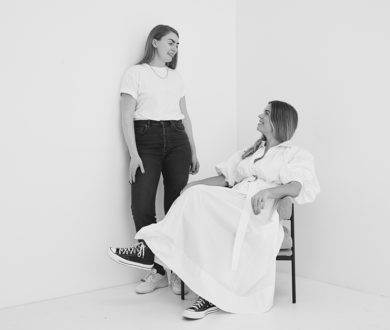 Meet the best friends behind Baina, the stylish towelling brand that has taken over our bathrooms