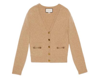 Gucci cashmere cardigan