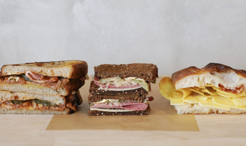 A brand new deli opens in Ponsonby, serving an impressive array of artisanal sandwiches