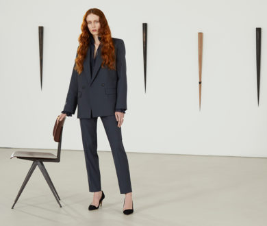 Helen Cherry's latest collection builds beautifully on the designer's beloved, refined silhouettes