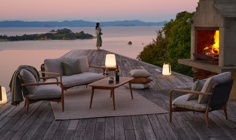 This sophisticated new outdoor furniture range has us planning a summer like no other