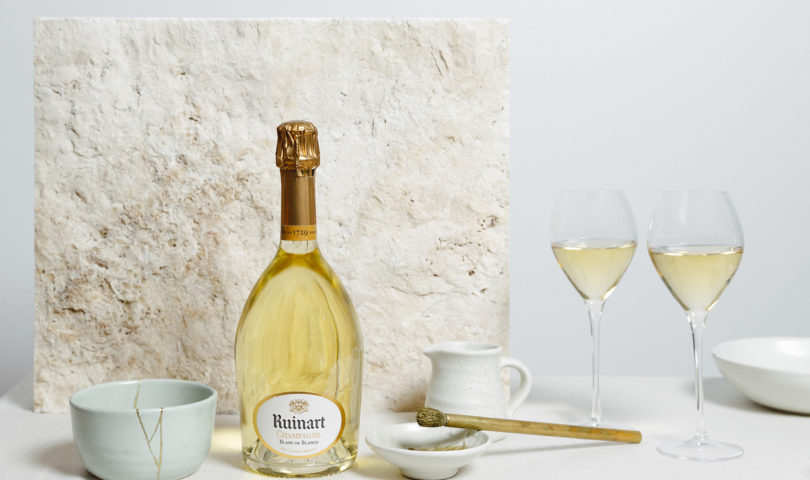 Celebrating Champagne, creativity and ancient art forms, this immersive kintsugi workshop is a must