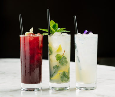 Kick off Dry July in style with the city's most sophisticated alcohol-free drinks