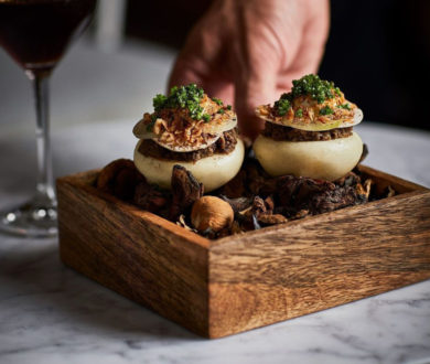 From truffle buns to crayfish eclairs, these are the city's fanciest dishes