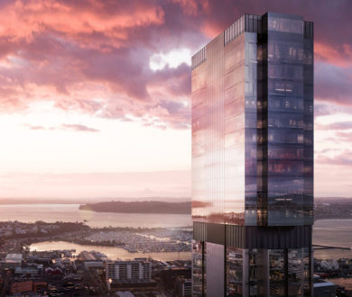 A new luxury hotel and apartment development is bringing an unparalleled level of sophisticated living to Auckland city