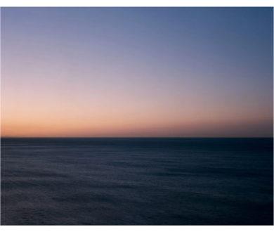 Seascape #22 (Orange Dawn) by Harry Culy