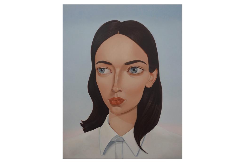 Mary-Jo Rapini (NDE) 2003 by Peter Stichbury
