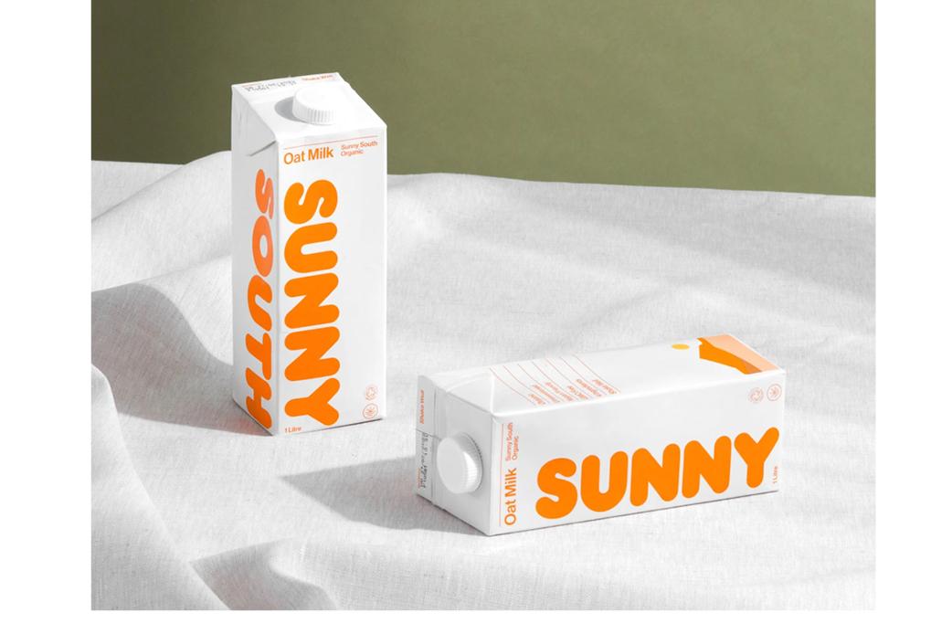 Sunny South Oat Milk