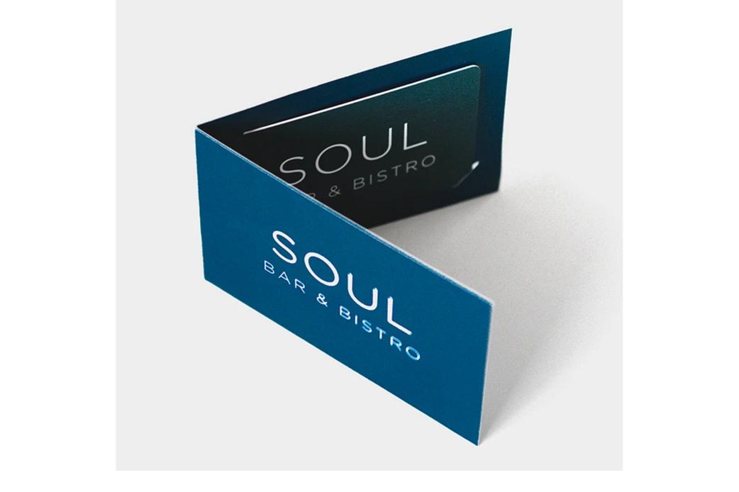 Soul Bar & Bistro Gift Card