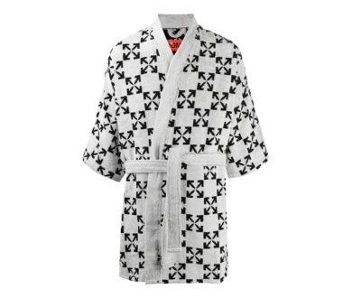 Off White Robe