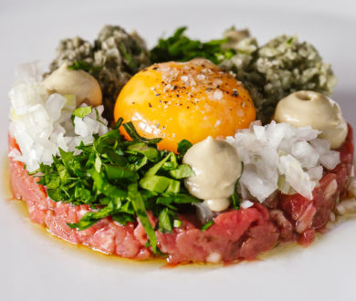 Most Wanted: How to make Jervois Steak House's famous beef tartare