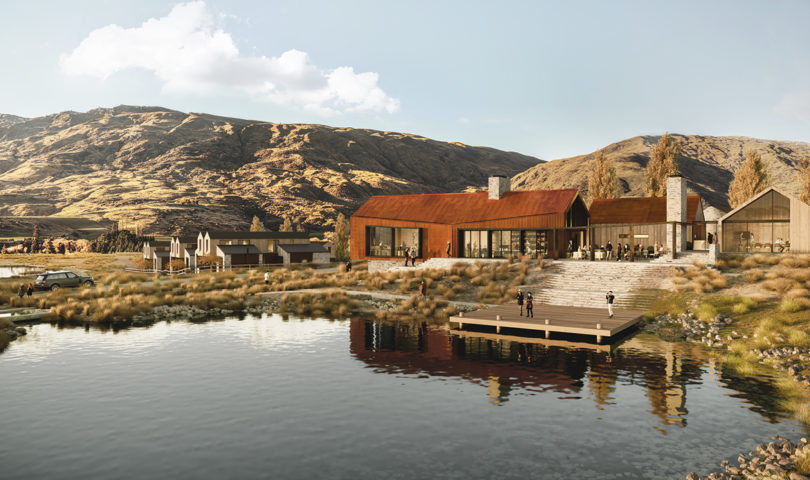 Combining resort-style facilities with a sophisticated and contemporary residential village, Mt Cardrona Station is the first of its kind in New Zealand