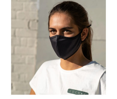 LUCKEStaple™ Reusable Mask