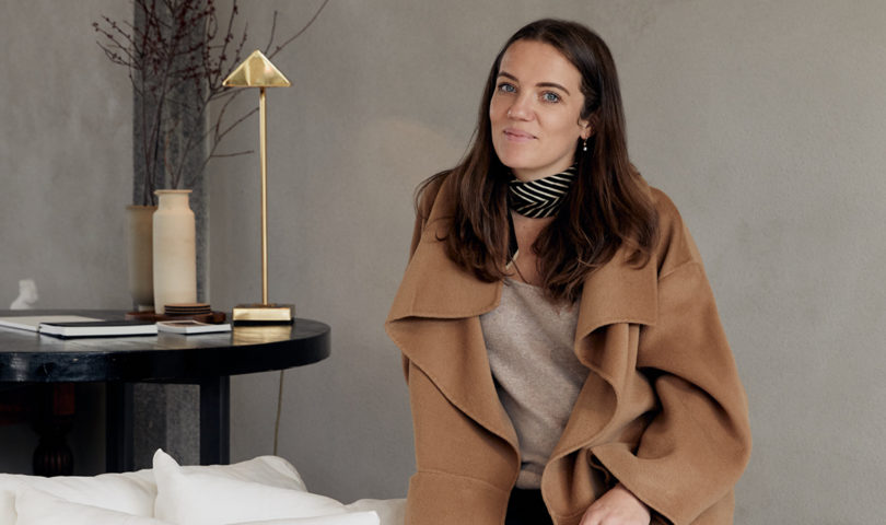 Olivia Moon of Nodi Rugs on furniture obsessions, fashion icons, and Vedic meditation