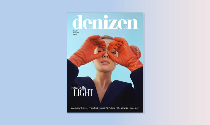Let there be light! Our Spring issue is here