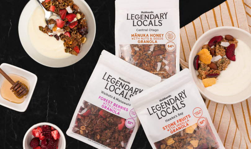 Breakfast that champions: This new granola brand shines a light on local produce