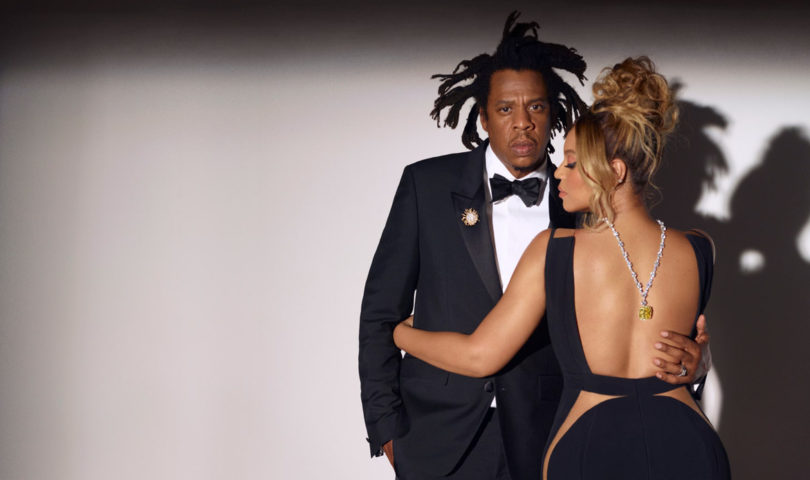 Tiffany & Co.'s groundbreaking new campaign stars Beyoncé and Jay-Z in some of the world's most famous jewellery pieces