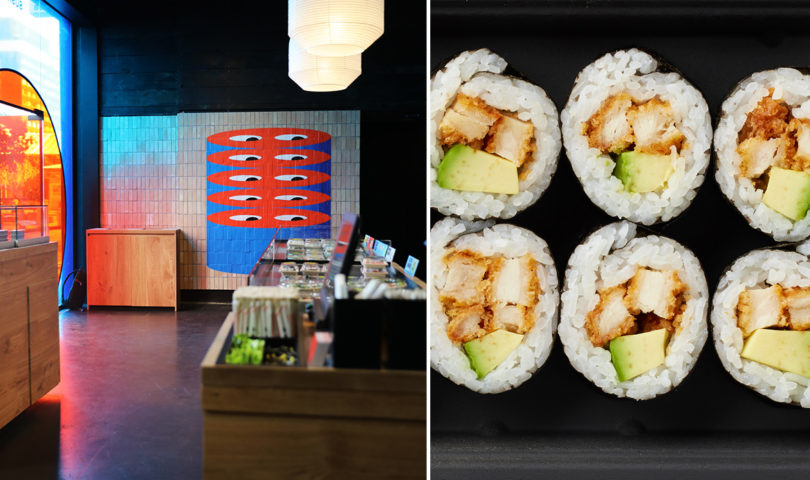 Oji Sushi opens in Britomart, and it's promising to make your lunch hour more delicious than ever
