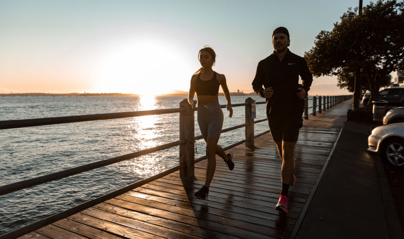 Training gotten off track? This running club is here to keep your half marathon plans moving over lockdown