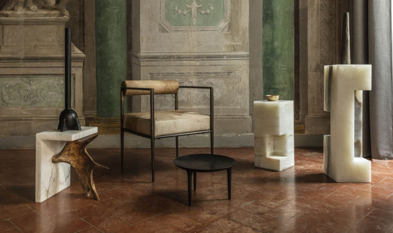 From Louis Vuitton to Dior, these luxury fashion houses made interior design statements at Milan's Supersalone