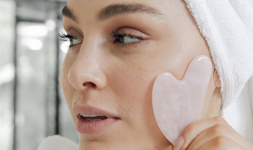 Blending traditional Chinese medicine with modern self-care, here's how gua sha can supercharge your facial
