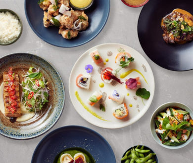 Win an outstanding omakase at-home dining experience from Azabu