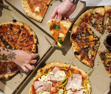 Meet Green Door Pizza, Auckland's deliciously authentic new pizzeria