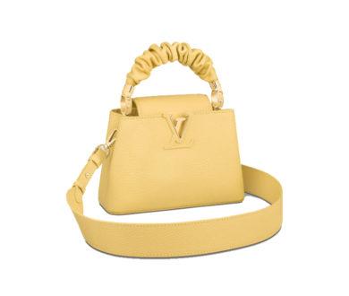Louis Vuitton Capucines Mini Bag