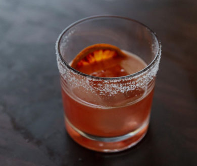 Spice up at-home cocktail hour with Lilian's orange and chilli margarita recipe