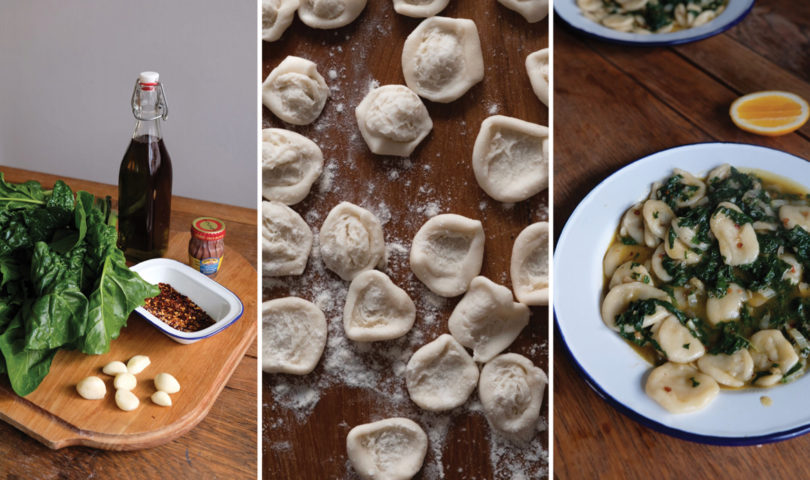 Try your hand at perfecting this irresistible orecchiette recipe from the pasta masters at Pici