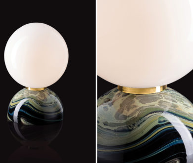Spacey table lamp