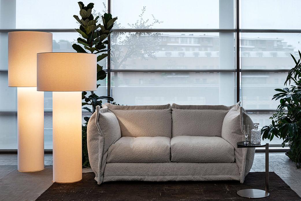 Cloudscape sofa