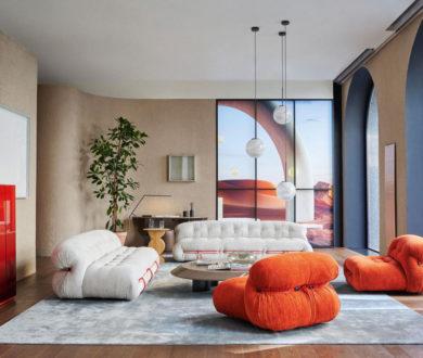 Soriana sofa